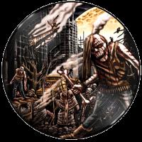 "TERRORIZER ""Hordes Of Zombies"" /Ltd. Picture GLP + 7"" EP/"