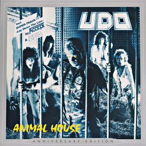 "U.D.O. ""Animal House"" /Ltd. 2LP/"