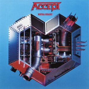 "ACCEPT ""Metal Heart"" /LP/"
