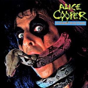 "ALICE COOPER ""Constrictor"" /CD/"