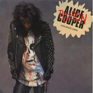 "ALICE COOPER ""Poison"" /12"" Maxi Single/"