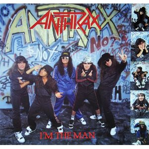 "ANTHRAX ""I'm The Man"" /12"" Maxi Single/"