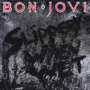 "BON JOVI ""Slippery When Wet"" /LP/"