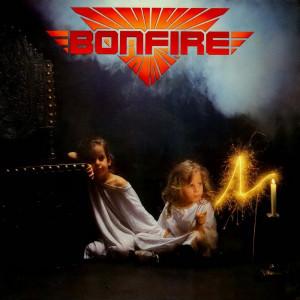 """BONFIRE """"Don't Touch The Light"""" /LP/"""