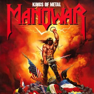 "MANOWAR ""Kings Of Metal"" /LP/"
