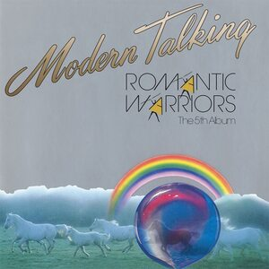 """MODERN TALKING """"Romantic Warriors"""" /Ltd. LP/"""