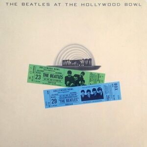 "THE BEATLES ""The Beatles At The Hollywood Bowl"" /GLP; Live/"