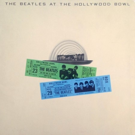 """THE BEATLES """"The Beatles At The Hollywood Bowl"""" /GLP; Live/"""