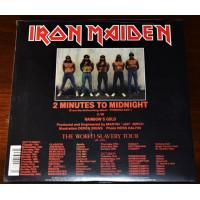"""IRON MAIDEN """"2 Minutes To Midnight"""" /Ltd. 7"""" Single/"""