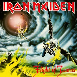 "IRON MAIDEN ""Flight Of Icarus"" /Ltd. 7"" Single/"