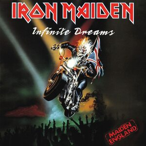 "IRON MAIDEN ""Infinite Dreams"" /Ltd. 7"" Single; Live/"