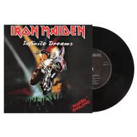 "IRON MAIDEN ""Infinite Dreams"" /Ltd. 7"" Single; Live/"