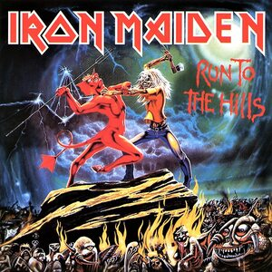 "IRON MAIDEN ""Run To The Hills"" /Ltd. 7"" Single/"
