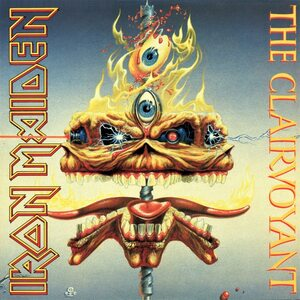 "IRON MAIDEN ""The Clairvoyant"" /Ltd. 7"" Single/"