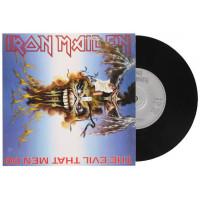 "IRON MAIDEN ""The Evil That Men Do"" /Ltd. 7"" Single/"