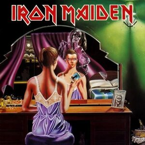 "IRON MAIDEN ""Twilight Zone"" /Ltd. 7"" Single/"