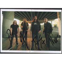 HAVOK /Autographed Card/
