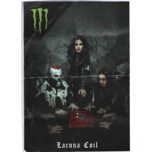LACUNA COIL /Autographed Card/