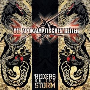 "DIE APOKALYPTISCHEN REITER ""Riders On The Storm"" /Autographed CD/"