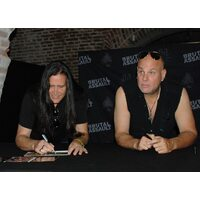 """METAL CHURCH """"Generation Nothing"""" /Autographed Digipack CD/"""