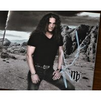 """RAGE """"Carved In Stone"""" /Autographed Ltd. Digipack CD + DVD/"""