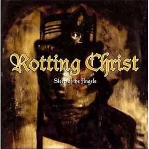 "ROTTING CHRIST ""Sleep Of The Angels"" /Autographed CD/"