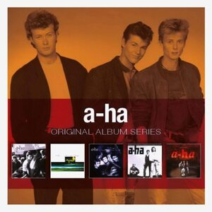 "A-HA ""Original Album Series"" /Slipcase 5 CD Set/"