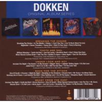 "DOKKEN ""Original Album Series"" /Slipcase 5 CD Set/"