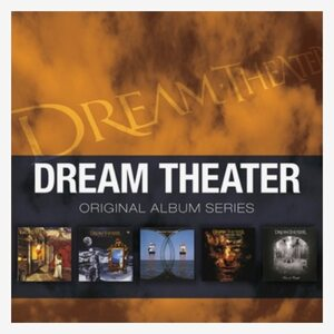 "DREAM THEATER ""Original Album Series"" /Slipcase 5 CD Set/"