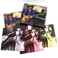 "FRANK ZAPPA ""Shut Up 'n Play Yer Guitar"" /Limited Edition 3CD Box Set/"