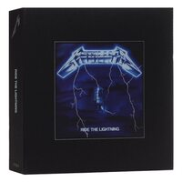 "METALLICA ""Ride The Lightning – Deluxe Edition"" + ""Creeping Death"" /Ltd. Deluxe 3LP + Picture 12"" EP + 6CD + DVD + Books + 3Poster + Download Card Box Set/"