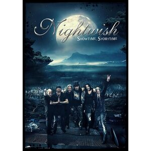 "NIGHTWISH ""Showtime, Storytime"" /Ltd. Edition 2DVD + 2CD Digibook Box Set; Live/"