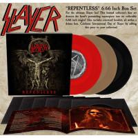 "SLAYER ""Repentless"" /6 x 6,66"" EP Box Set/"