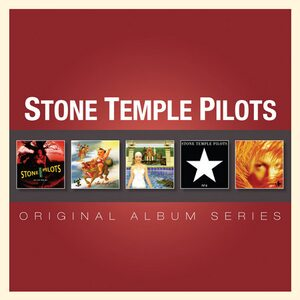 "STONE TEMPLE PILOTS ""Original Album Series"" /Slipcase 5 CD Set/"