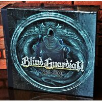 "BLIND GUARDIAN ‎""1988-2003"" /17LP Box Set/"