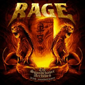 "RAGE ""The Soundchaser Archives - 30th Anniversary"" /4LP Box Set/"