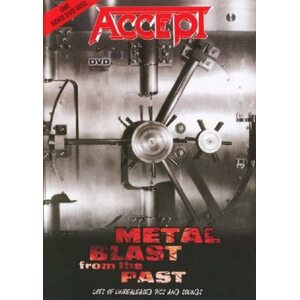 "ACCEPT ""Metal Blast From The Past"" /DVD/"