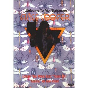 "ALICE COOPER ""Welcome To My Nightmare"" /DVD/"
