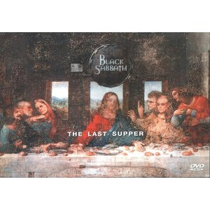 "BLACK SABBATH ""The Last Supper"" /DVD; Live/"