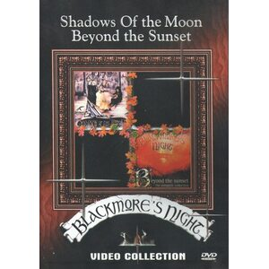 "BLACKMORE'S NIGHT ""Shadows Of The Moon / Beyond The Sunset – Video Collection"" /DVD/"
