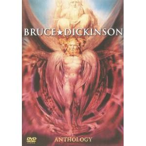 "BRUCE DICKINSON ""Anthology"" /Dual DVD/"