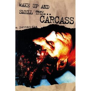 "CARCASS ""Wake Up And Smell The… Carcass"" /DVD/"