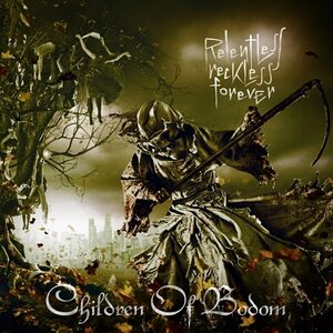 "CHILDREN OF BODOM ""Relentless, Reckless Forever"" /Ltd. Digipack CD + DVD/"