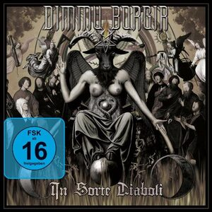 "DIMMU BORGIR ""In Sorte Diaboli"" /Limited Edition Digipack CD + DVD/"