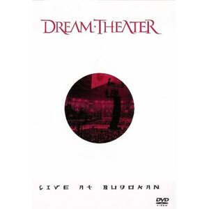 "DREAM THEATER ""Live At Budokan"" /2DVD; Live/"