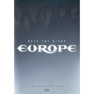 """EUROPE """"Rock The Night – Collectors Edition"""" /DVD/"""