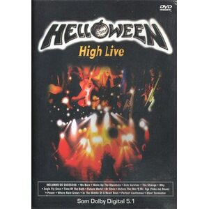 "HELLOWEEN ""High Live"" /DVD; Live/"