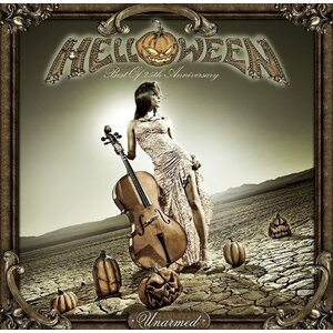 "HELLOWEEN ""Unarmed - Best Of 25th Anniversary"" /Ltd. CD + DVD Digipack/"