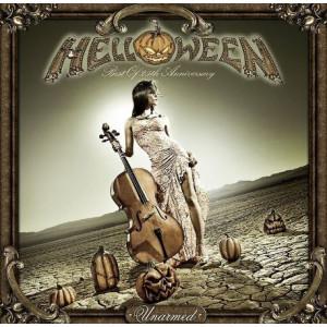 "HELLOWEEN ""Unarmed - Best Of 25th Anniversary"" /Ltd. CD + DVD Digipack/"