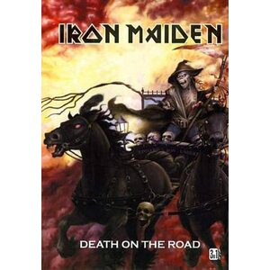 "IRON MAIDEN ""Death On The Road"" /DVD; Live/"